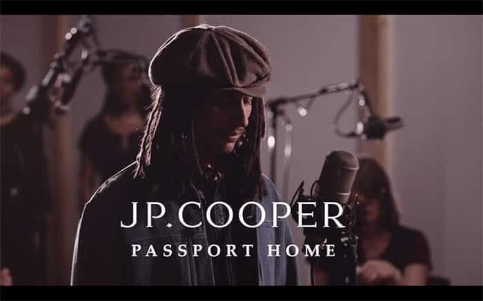 JP Cooper - Passport Home