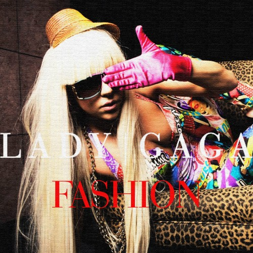 will.i.am vocals for Lady Gaga's 'Fashion!'
