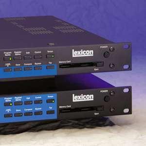 Lexicon PCM91 Reverb