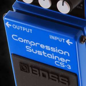 Boss CS3 Compressor
