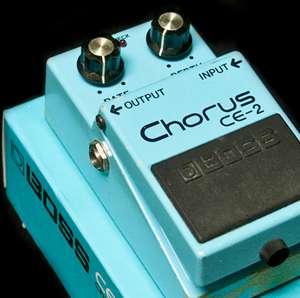 Boss Chorus CE2