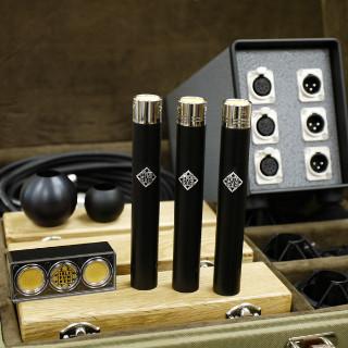 Telefunken M260 valve Tri-Mono Set (3x)