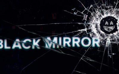 Recording ADR for 'Black Mirror'