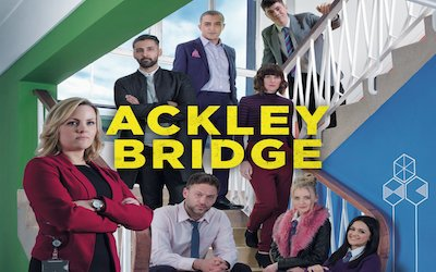 ADR recorded for 'Ackley Bridge' (Channel 4)